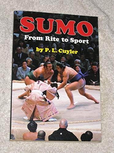 9780834802032: Sumo from Rite to Sport