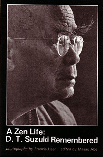 9780834802131: A Zen Life: D.T. Suzuki Remembered