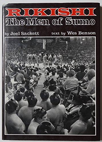 9780834802148: Rikishi: The Men of Sumo