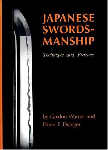 9780834802360: Japanese Swordmanship: Technique and Practice