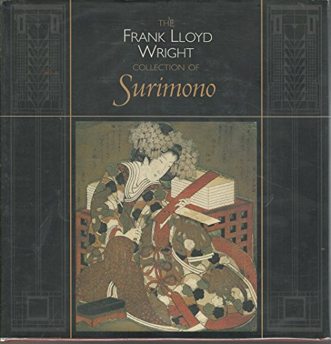 9780834803275: The Frank Lloyd Wright Collection of Surimono