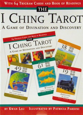 9780834803381: The I Ching Tarot: A Game of Divination and Discovery