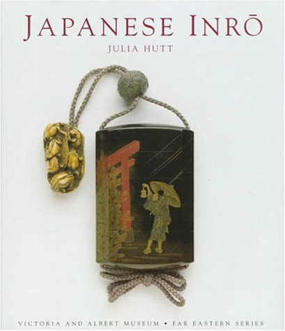 9780834803954: Japanese Inro (Victoria and Albert Museum - Far Eastern Series)