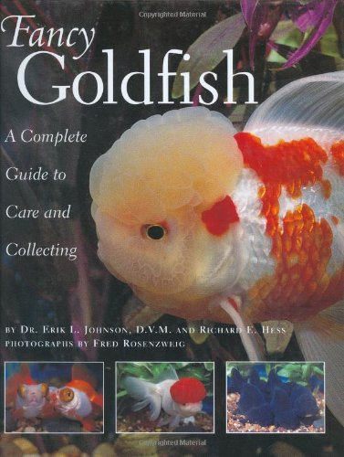 9780834804487: Fancy Goldfish: A Complete Guide to Care and Caring