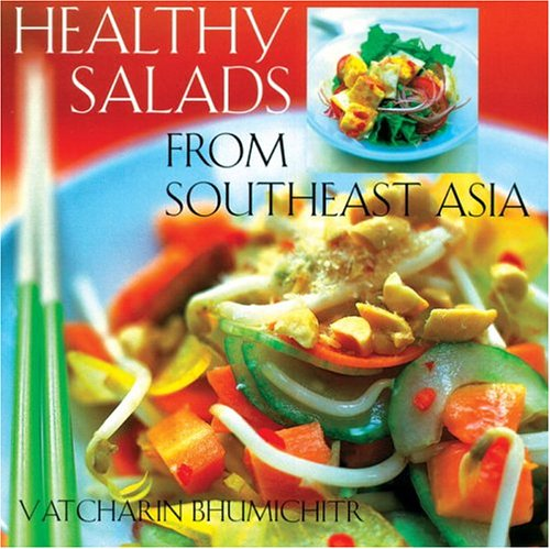 9780834804982: Healthy Salads From Southeast Asia