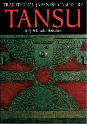 9780834805484: Tansu: Traditional Japanese Cabinetry
