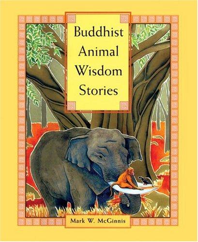 9780834805514: Buddhist Animal Wisdom Stories