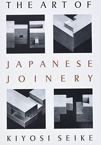 9780834815162: The Art Of Japanese Joinery