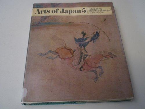 Narrative Picture Scrolls (Arts of Japan) (English: Hideo Okudaira, Elizabeth
