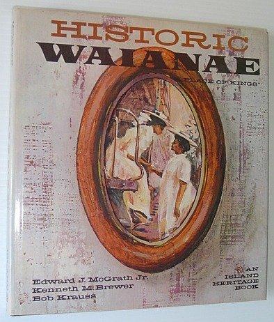 9780834830233: Historic Waianae