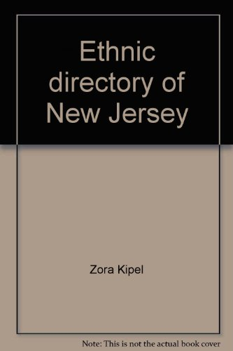 Ethnic Directory of New Jersey
