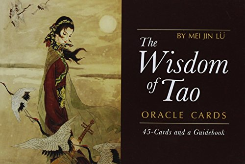 9780835100502: The Wisdom of Tao: Oracle Cards (45 Cards and a Guidebook)