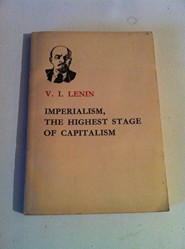 9780835101134: Imperialism, the Highest Stage of Capitalism