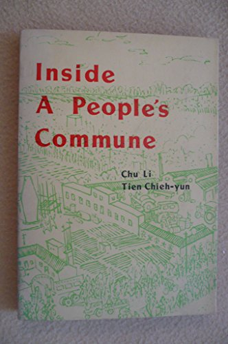 9780835101165: Inside a People's Commune