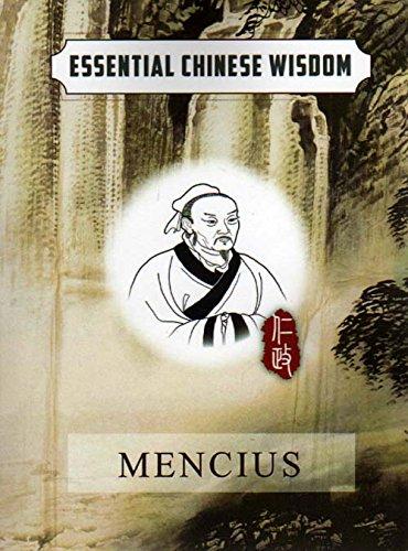 9780835102322: Essential Chinese Wisdom Series: Mencius (English Chinese Edition)