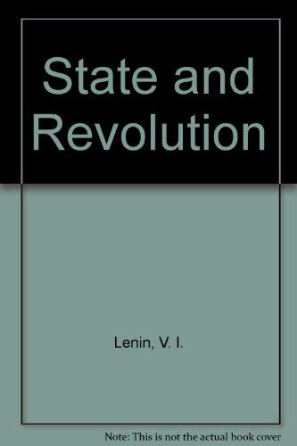 9780835103725: State and Revolution