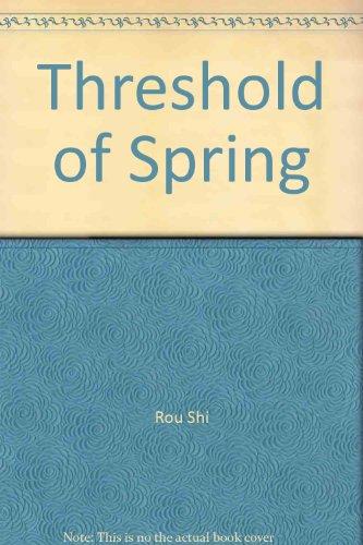 9780835108096: Threshold of Spring