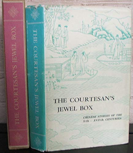 9780835108775: The Courtesan's Jewel Box: Chinese Stories of the 10Th-17th Centuries