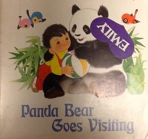 9780835111089: Panda Bear Goes Visiting