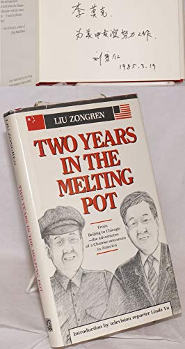 9780835113717: Two years in the melting pot