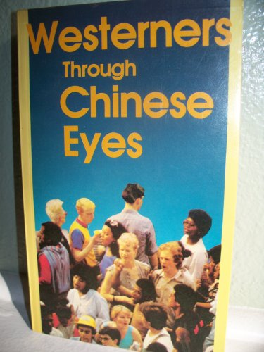 9780835125628: Westerners Through Chinese Eyes