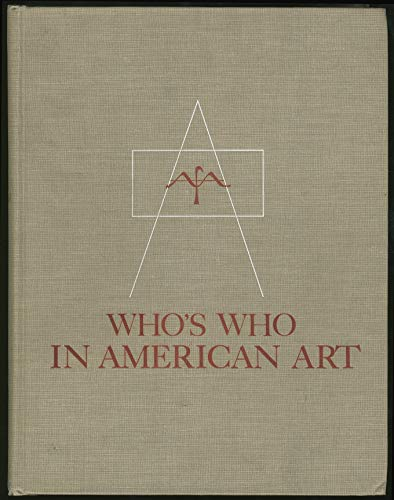 9780835202848: Who's Who in American Art 1970