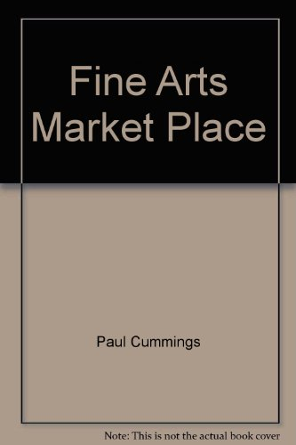 9780835206266: Fine Arts Market Place