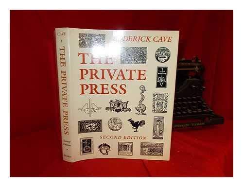 9780835216951: The Private Press
