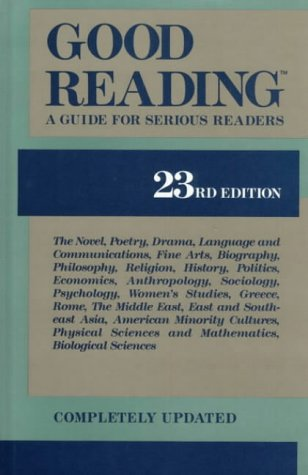9780835227070: Good Reading: A Guide for Serious Readers