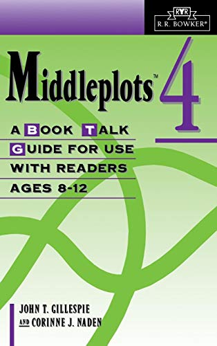 9780835234467: Middleplots: Vol. 4 A Book Talk Guide for Use with Readers Ages 8-12