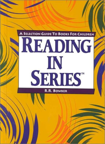 9780835240116: Reading in Series: A Selection Guide to Books for Children