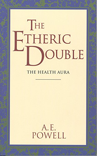 9780835600750: The Etheric Double: The Health Aura of Man