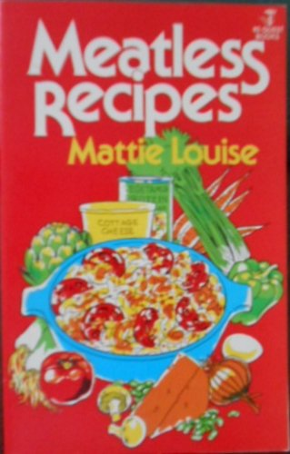 Meatless Recipes (Quest): Gebhardt, Mattie