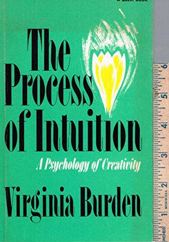 9780835604666: Process of Intuition (Quest Books)