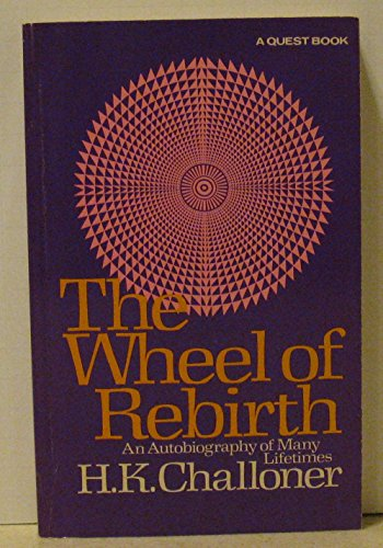 9780835604680: The Wheel of Rebirth: An Autobiography of Many Lifetimes (Quest Books)