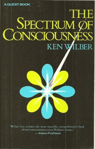 9780835604932: Spectrum of Consciousness, The (Quest Books)