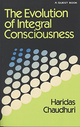 9780835604949: The Evolution of Integral Consciousness (Quest Book)