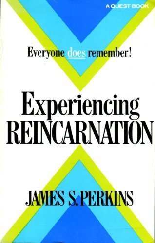 9780835605007: Experiencing Reincarnation (Quest Books)
