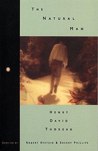 The Natural Man: Henry David Thoreau (Quest Book): Thoreau, Henry David