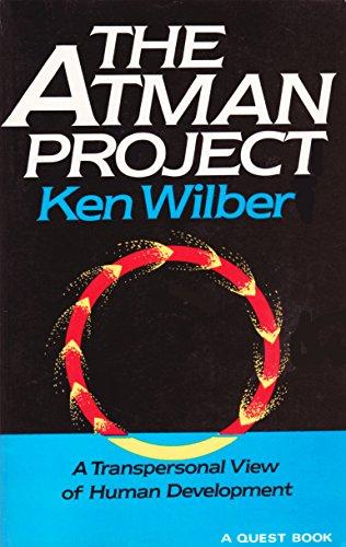 9780835605328: Atman Project (Quest Books)
