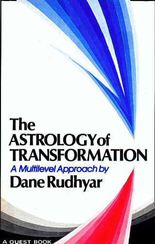 9780835605427: Astrology of Transformation: A Multi-Level Approach (Quest Books)