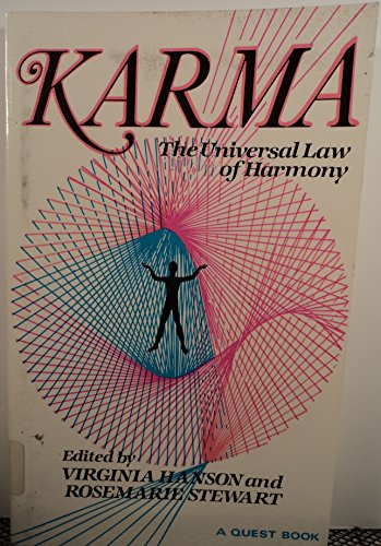 Karma: The Universal Law of Harmony: Hanson, Virginia and