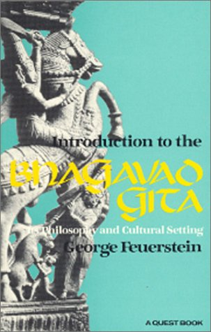 9780835605755: Bhagavad Gita: An Introduction