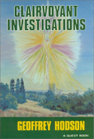 9780835605854: Clairvoyant Investigations (Quest Books)