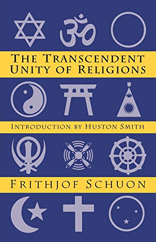 9780835605878: The Transcendent Unity of Religions (Quest Book)