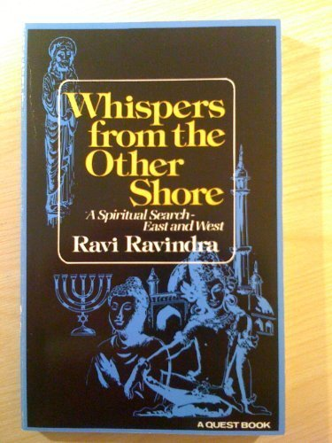 9780835605892: Whispers from the Other Shore: A Spiritual Search-East and West (Quest Books)