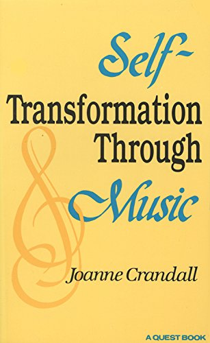 9780835606080: Self-Transformation through Music (Quest Book)