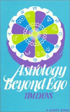 9780835606127: Astrology Beyond Ego (Quest Book)