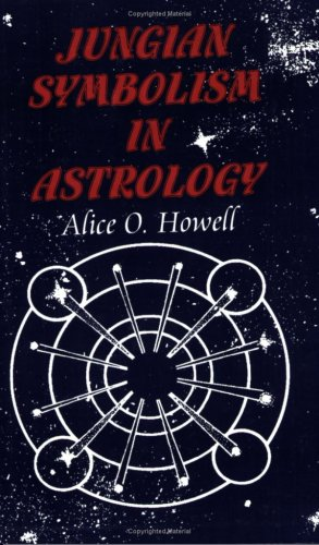 Jungian Symbolism In Astrology By Howell Alice O American