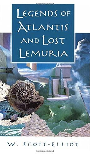 9780835606646: Legends of Atlantis and Lost Lemuria